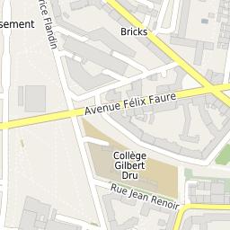 GrandLyon Data : OpenStreetMap WMTS Service